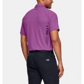 Playera Polo UA Range Unlimited Iso-Chill para Hombre-Deportes y futbol-Golf Hombres
