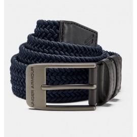 Cinturón Trenzado 2.0 UA para Hombre-Deportes y futbol-Cinturones Hombres