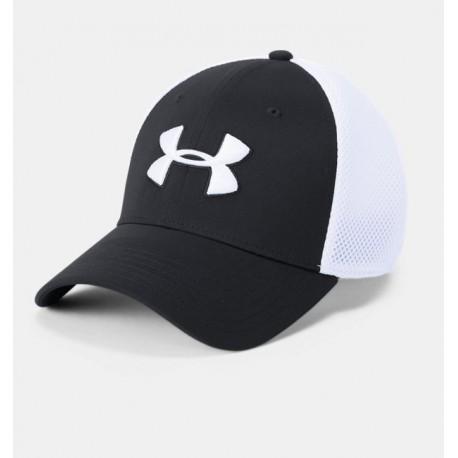Gorra de Golf UA Microthread Mesh para Hombre-Deportes y futbol-Gorras & Más Hombres