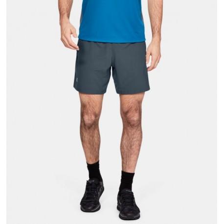 Shorts UA Speed Stride Solid 7'' para Hombre-Deportes y futbol-Bottoms Hombres
