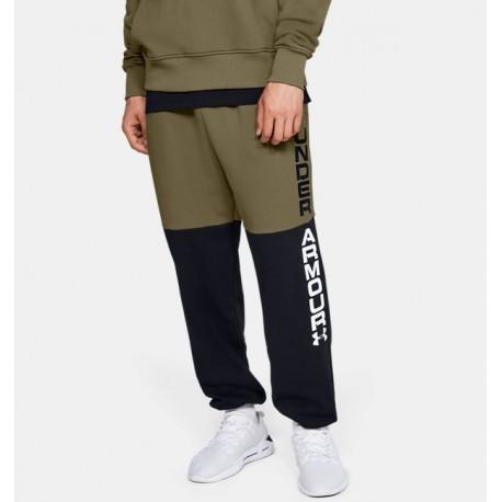 Pantalones UA Overtime Pique Fleece para Hombre-Deportes y futbol-Pantalones y Pants de Hombre