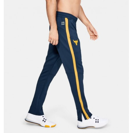 Pantalones UA x Project Rock Track para Hombre-Deportes y futbol-Pantalones y Pants de Hombre