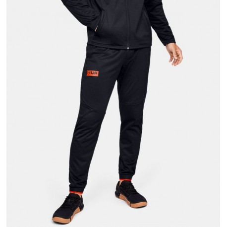 Pantalones UA Gametime Fleece para Hombre-Deportes y futbol-Bottoms Hombres