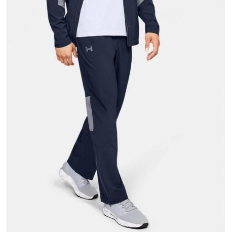 Men's UA Charger Warm-Up Pants-Deportes y futbol-Bottoms Hombres