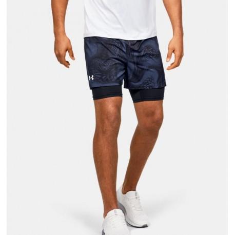 Men's UA Speedpocket Weightless 2-in-1 Shorts-Deportes y futbol-Bottoms Hombres