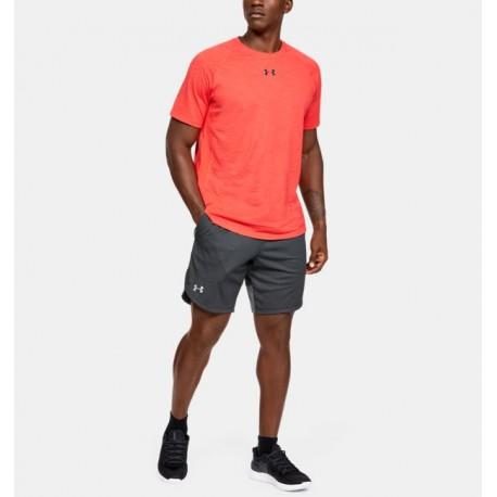 Men's UA Knit Performance Training Shorts-Deportes y futbol-Bottoms Hombres