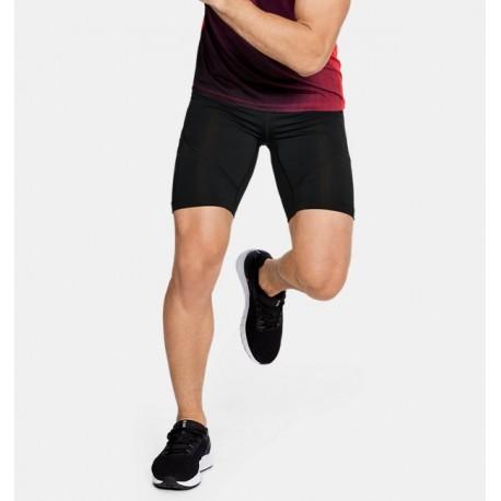 Mallas UA RUSH™ Run ½ para Hombre-Deportes y futbol-Shorts de Hombre
