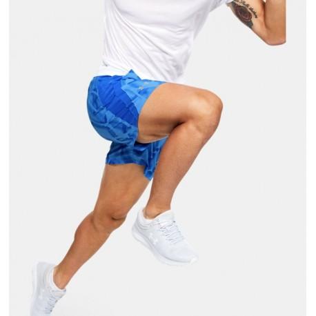 Shorts UA Launch SW 7'' Printed para Hombre-Deportes y futbol-Shorts de Hombre