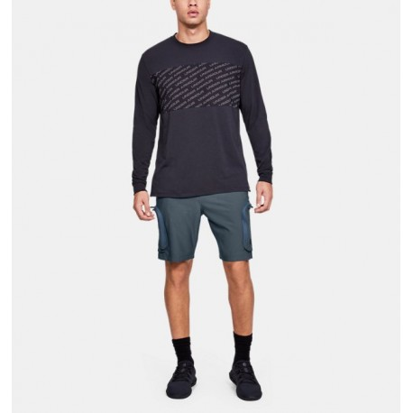 Shorts UA Unstoppable Woven Cargo para Hombre-Deportes y futbol-Shorts de Hombre