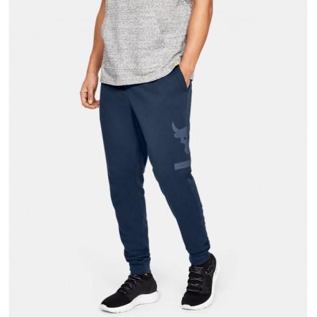 Pantalones de Entrenamiento UA x Project Rock Terry para Hombre-Deportes y futbol-Bottoms Hombres