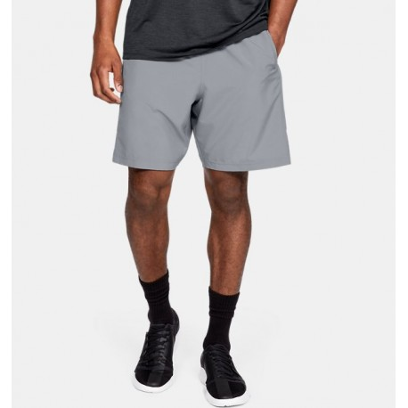 Shorts UA Woven Graphic para Hombre-Deportes y futbol-Shorts de Hombre