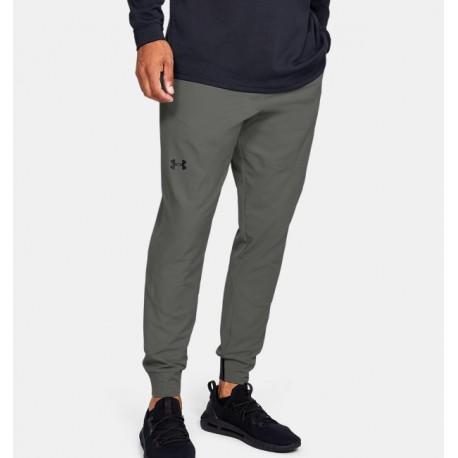 Pantalones de Entrenamiento UA Flex Woven para Hombre-Deportes y futbol-Bottoms Hombres