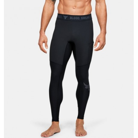 Men's Project Rock Leggings-Deportes y futbol-Bottoms Hombres