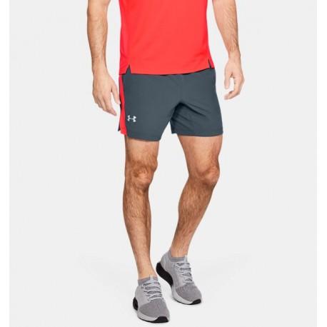 Shorts UA Speedpocket Linerless 7'' para Hombre-Deportes y futbol-Shorts de Hombre