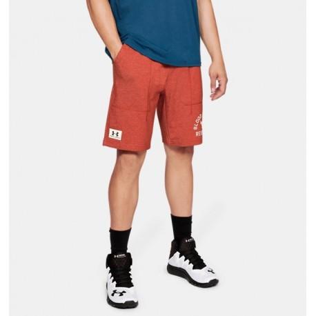 Shorts UA x Project Rock Respect para Hombre-Deportes y futbol-Bottoms Hombres