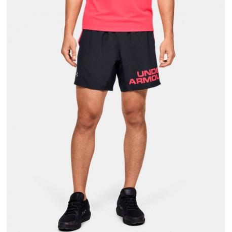Men's UA Speed Stride Graphic 7'' Shorts-Deportes y futbol-Bottoms Hombres