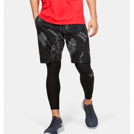 Men's Project Rock Terry Printed Shorts-Deportes y futbol-Shorts de Hombre