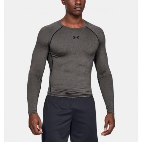 Camiseta de Compresión Manga Larga UA HeatGear® Armour para Hombre-Deportes y futbol-Basquetbol Hombres