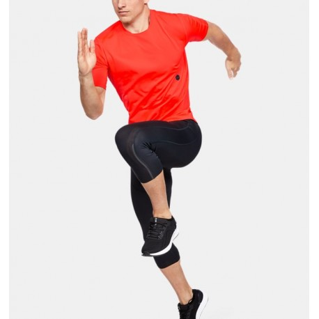 Playera Manga Corta UA RUSH™ Run para Hombre-Deportes y futbol-Deportes Hombres