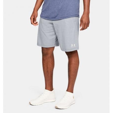 Shorts UA Sportstyle Cotton para Hombre-Deportes y futbol-Bottoms Hombres