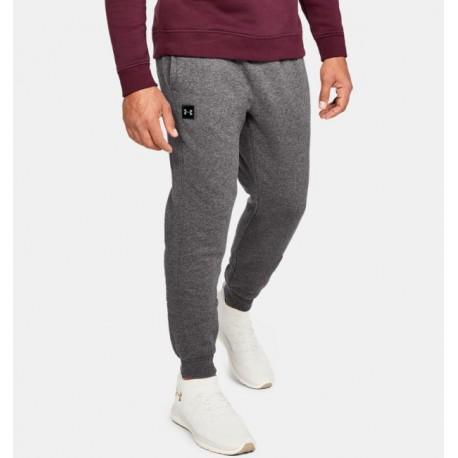 Pantalones UA Rival Fleece para Hombre-Deportes y futbol-Bottoms Hombres