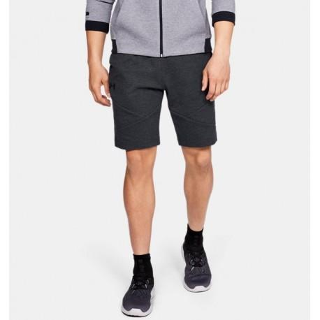 Shorts UA Unstoppable 2X Knit para Hombre-Deportes y futbol-Bottoms Hombres