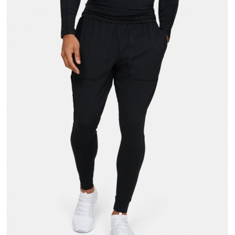 Pantalones UA RUSH Fitted para Hombre-Deportes y futbol-Pantalones y Pants de Hombre