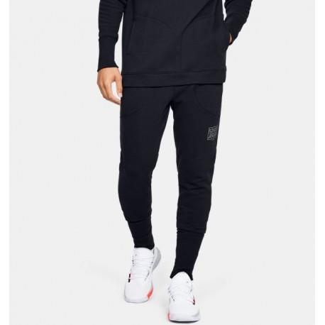 Pantalones de Entrenamiento UA Baseline Fleece para Hombre-Deportes y futbol-Bottoms Hombres