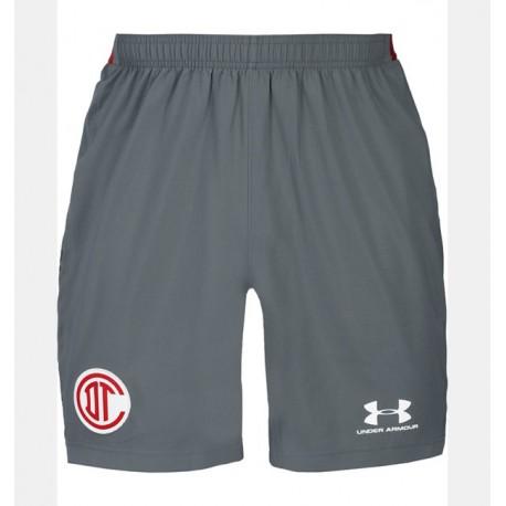 Shorts de entrenamiento Toluca para hombre-Deportes y futbol-Bottoms Hombres