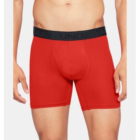 """UA Microthread 6"""" Boxerjock® para Hombre-Deportes y futbol-Bottoms Hombres"""