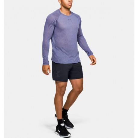 Men's UA Qualifier Speedpocket Branded 7'' Linerless Shorts-Deportes y futbol-Shorts de Hombre