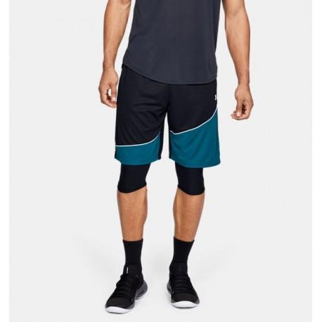 Shorts UA Baseline de 25cm para Hombre-Deportes y futbol-Basquetbol Hombres